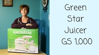 MY OWN JUICER REVIEW AFTER 15 YEARS | JUICING and FROZEN DESERT DEMO | with Ursula