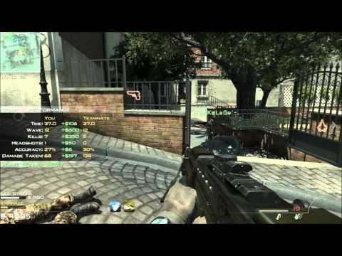 Gexpgaming MW3 Survival Feat   Kristoffer (dansk)
