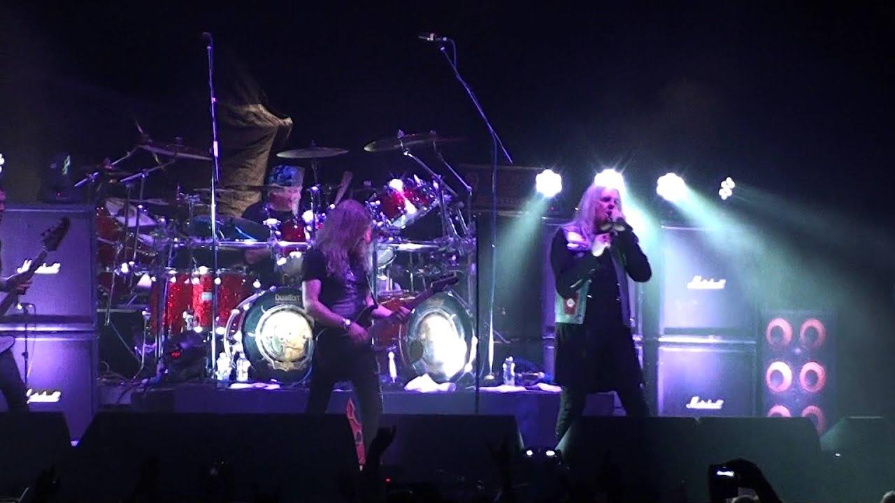 Saxon Crusader Live At Hovet Stockholm 20151204