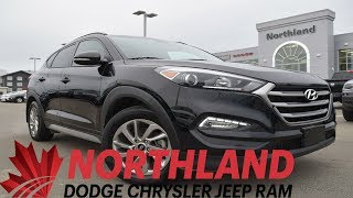 Walk Around 2017 Hyundai Tuscon SE | Northland Dodge | Auto Dealership in Prince George BC