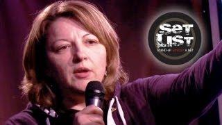 JACKIE KASHIAN - Set List: Stand-Up Without a Net
