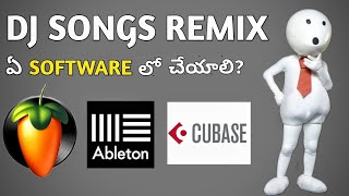 which software is best for making dj songs remix in telugu|how to install fl studio|BHANUPRASAD|