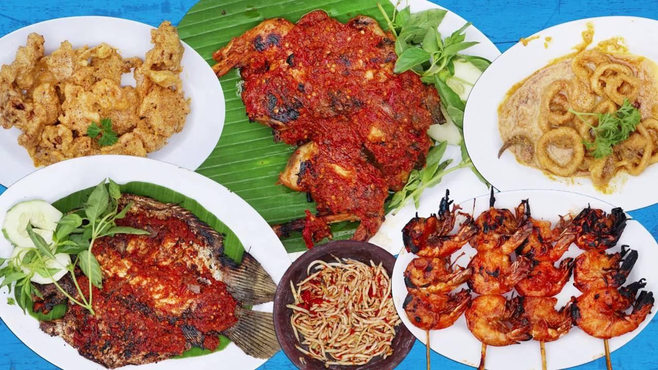 Warung Apung Rahmawati Masakan Khas Nusantara Youtube