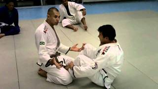 BJJ Breakdown: How to Do the Helicopter Guard Pass Drill
