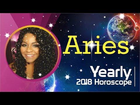 ARIES 2018 YEARLY HOROSCOPE