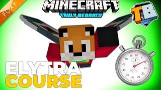 ELYTRA COURSE | Truly Bedrock Season 2 [63] | Minecraft Bedrock Edition