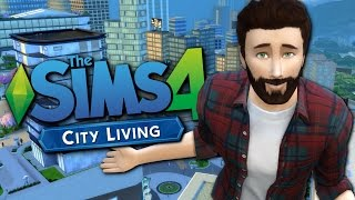 MOVING TO THE CITY - Sims 4 City Living  Gameplay - The Sims 4 Funny Highlights #91