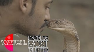 Could You Kiss A Snake?