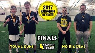 2017 KanJam Klassic - Finals