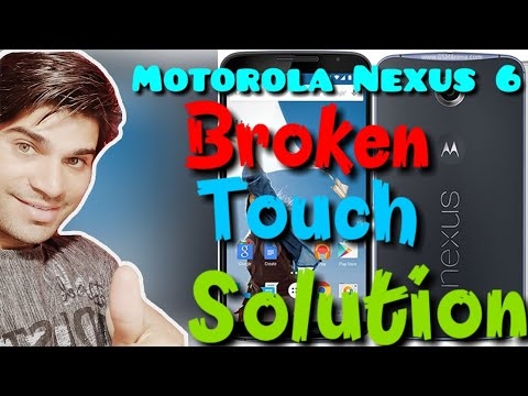NEXUS 6 GLASS ONLY REPLACEMENT full process(Motorola NEXUS-6)