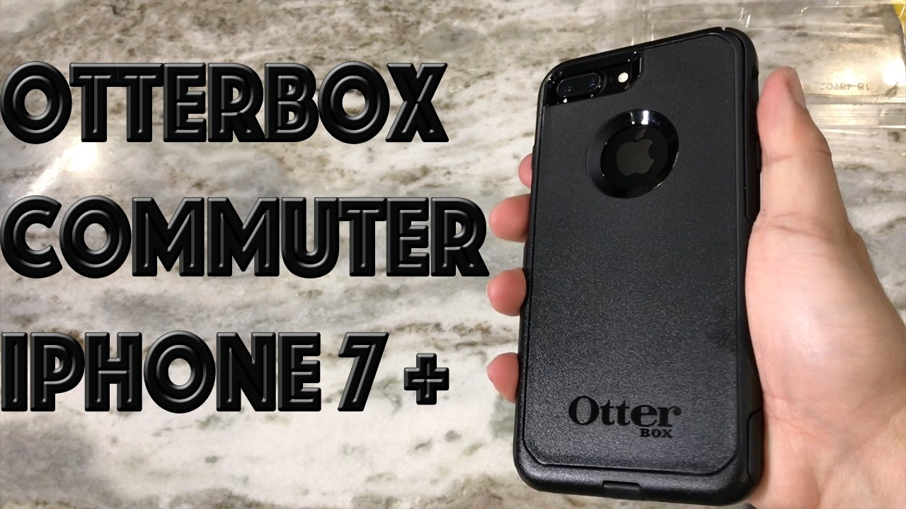 OtterBox Commuter iPhone 7 Plus Case