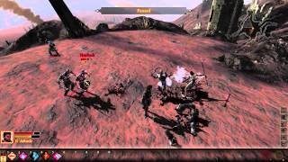 Dragon Age 2 - PC DEMO - Rogue gameplay [1/4][HD]