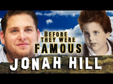 JONAH HILL  Before They Were Famous
