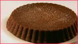 Chocolate & Orange Cake - Sanjeev Kapoor - Khana Khazana
