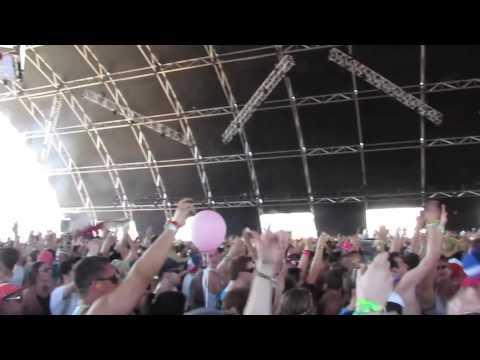 "Baauer - ""Harlem Shake"" Coachella 2013 4/13/2013 Saturday LIVE Weekend 1"