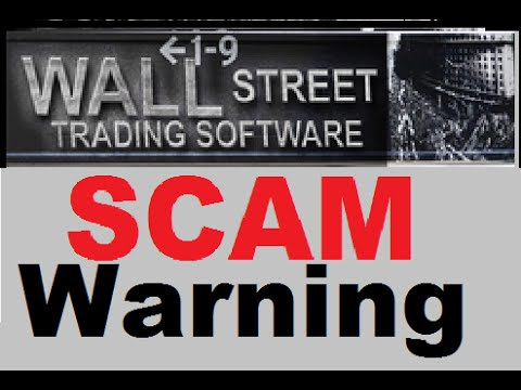 Wall Street Trading Software Review - BUSTED AutoTrader SCAM System!