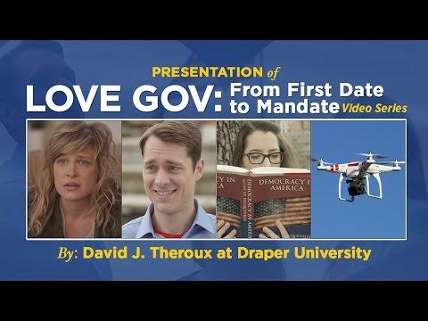 Love Gov Video Series: Presentation at Draper University