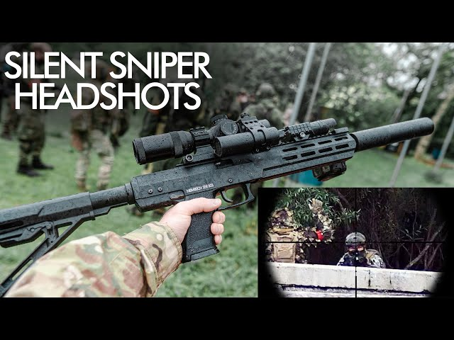 The most silent and deadly Gun ever!