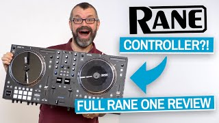 RANE ONE Review - A Controller Just For SCRATCH DJs, or EVERYONE?