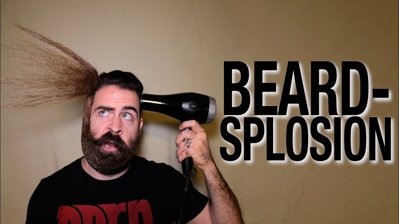 Beardsplosion A HowTo Time Lapse Video YouTube - Mr incredibeard really coolest beard ever seen