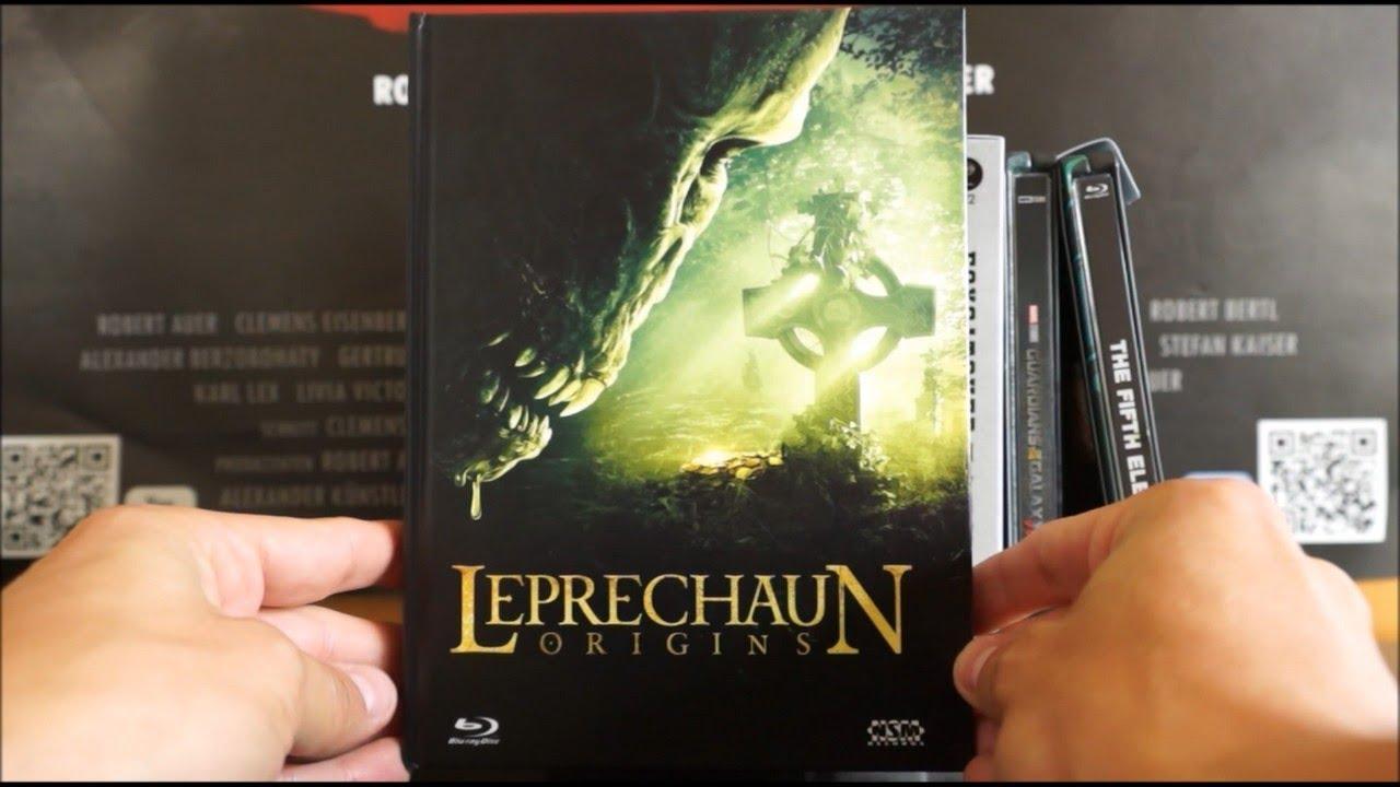 Download LEPRECHAUN ORIGINS (DT Blu-ray Mediabook Cover B) / Zockis Sammelsurium Nr. 627