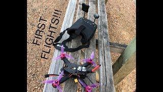 UAV Futures $99 Build First FPV Flights!