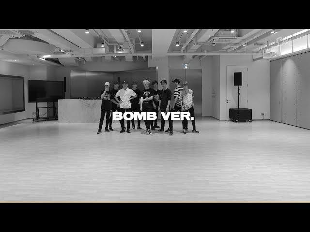 Bomb Dance Practice
