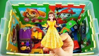 Learn videos for kids. Characters, vehicles & colors of Paw Patrol, Ben & Holly, Peppa Pig, Insects