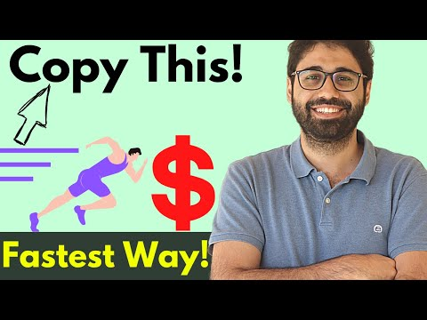 The Fastest Way To Make Money With Affiliate Marketing (Duplicate This Campaign)