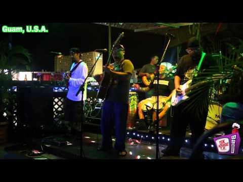 Reggae group Rebel Lion from the Island of Guam