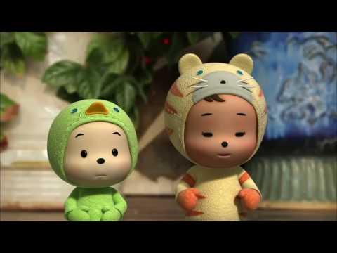 Hutos Mini Film Cartoon For Children Ten - 26 Bahasa Indonesia Lampu Ajaib Two