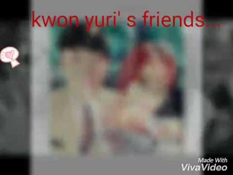 Kwon yuri's friends 2016