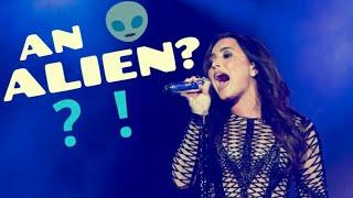 10 Times Demi Lovato Forgot She Is Human!