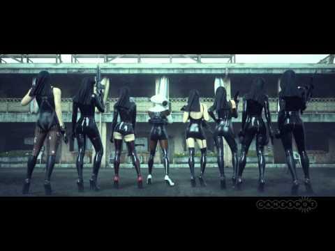 Hitman Absolution - Nuns, Guns, And Agent 47 - E3 Trailer