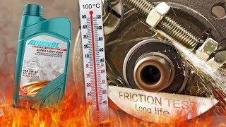 Addinol Super Light 5W40 Jak skutecznie olej chroni silnik? 100°C