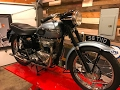 1956 Triumph T110 Tiger Pre Unit - Preparing for the Portland One Moto Show 2017