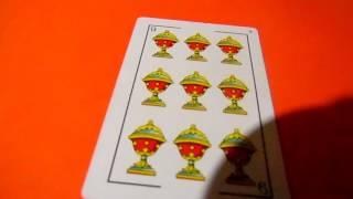 NUEVE DE COPAS - BARAJA ESPAÑOLA CAP 16 thumbnail
