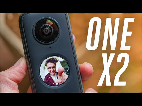 Insta360 One X2 first look: new bells, same whistles