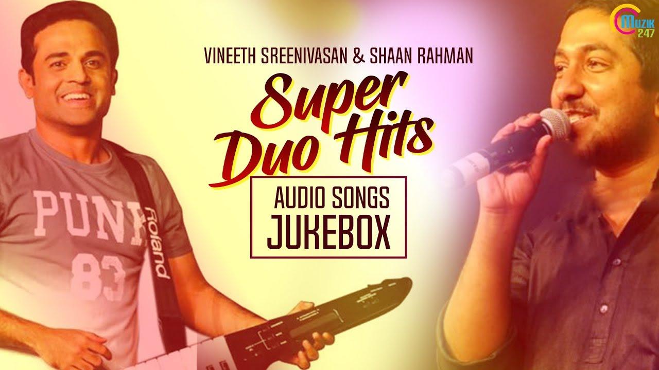 Download Vineeth Sreenivasan tracks