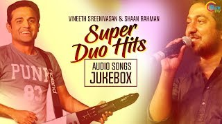 Shaan Rahman & Vineeth Sreenivasan Super hit songs Malayalam Nonstop songs with Callertune codes