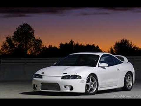 Mitsubishi Eclipse 2G - YouTube