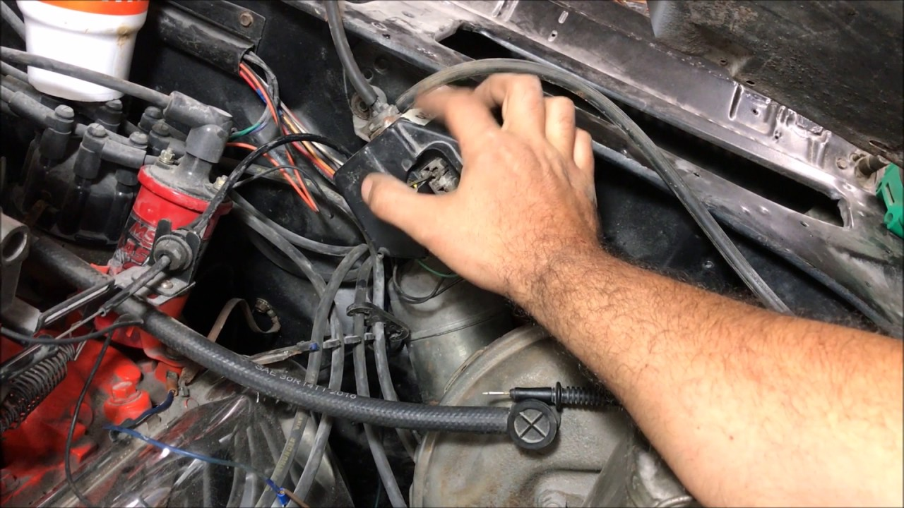 70 72 Chevelle Wiper Motor Trouble Shoot On The Car Youtube