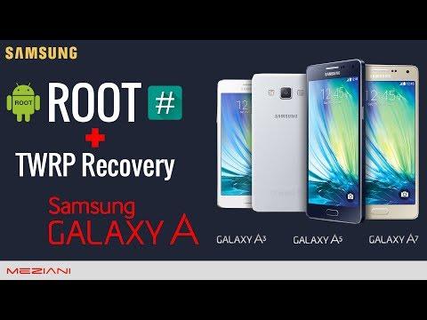 ROOT + TWRP SAMSUNG GALAXY A5, A3, A7 [2015]