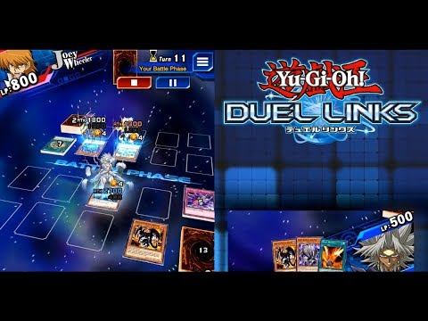 Yu-Gi-Oh: Duel Links Online - Dark World Monster Showcase! Vs. Yami fire! (Joey Wheeler) [HD]