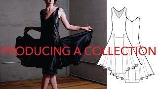 How to Produce a Fashion Collection (Starting a Fashion Company Series)
