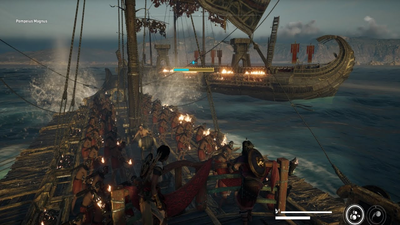 Image result for assassin's creed origins naval combat