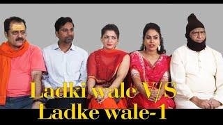 T20 Ladki Waale Vs Ladke Waale | Hilarious Fight | Ravan V/s Ravan | The Clown Farm