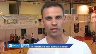 Basket militaire : le championnat de France vient de s'achever à Maurepas