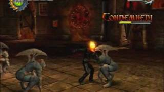 [PS2] Ghost Rider Gameplay