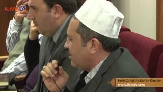 Yaşar Çuhadar - Dünya Birincisi (Kuran Ziyafeti 53)
